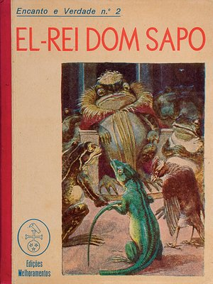 cover image of El-Rei Dom Sapo